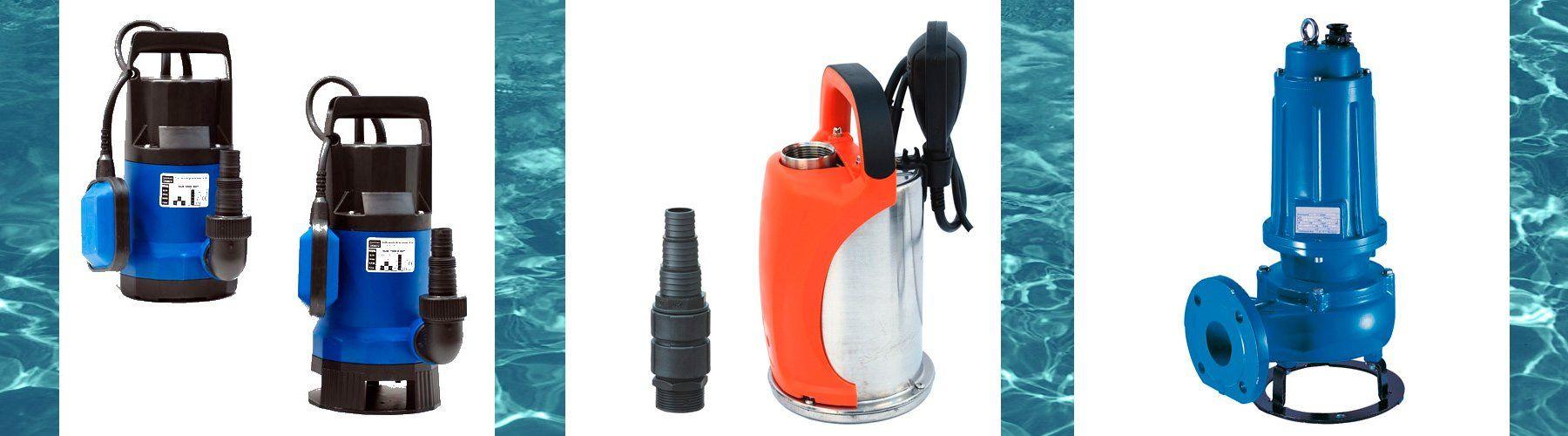 Instalación de Bombas sumergibles con trituradora