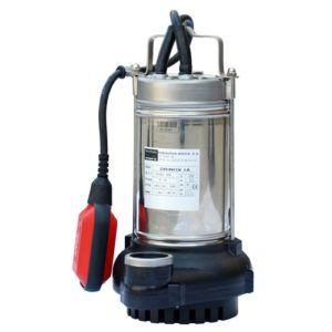 Electrobombas sumergibles para drenajes