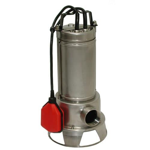 Electrobombas sumergibles aguas residuales con trituradoras